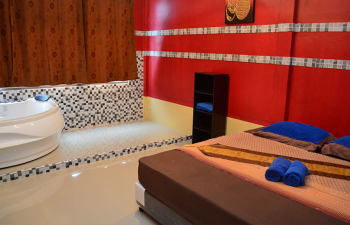 Our VIP Room is ideal for Party, Couple & Four Hands Massage including happy ending massage and full service