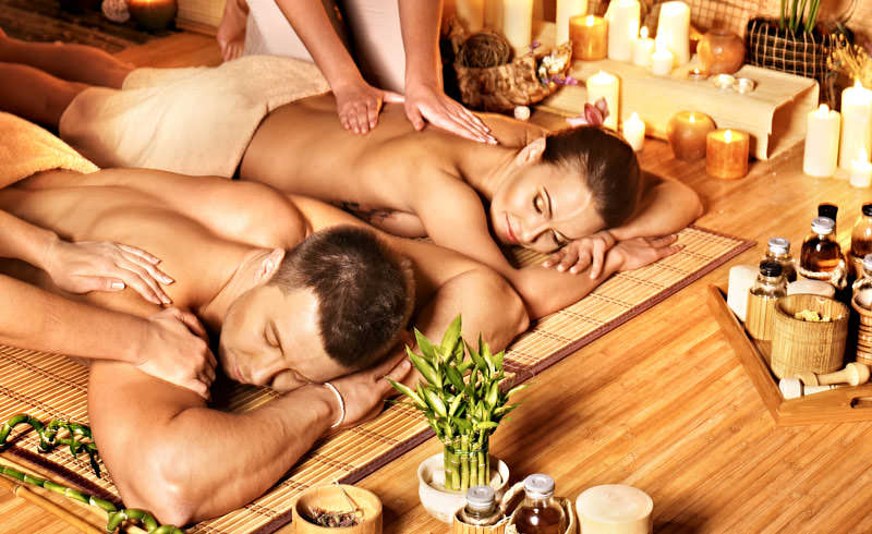 couple escort massage