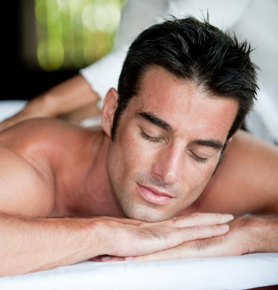 men lingam massage service